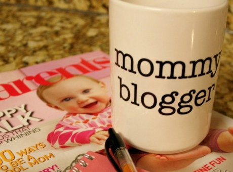 mommy-blogger