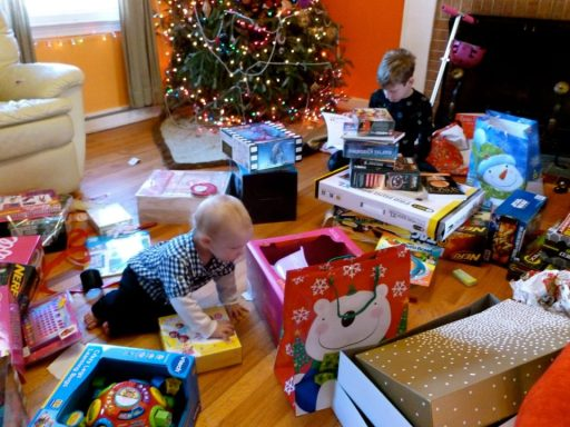 christmas shopping, how much to buy for christmas, christmas gifts for kids